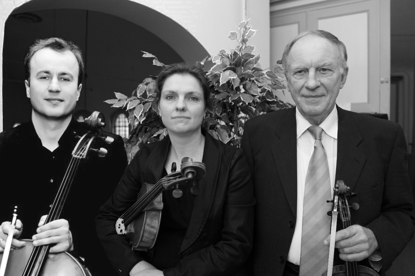 Domenica Strijktrio speelt Beethoven, Boccherini en Schubert