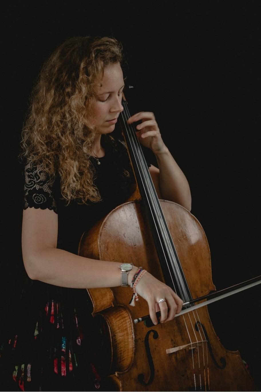 Zomerconcert in De Kleine Kerk: Charlotte Gulikers, cello